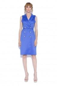 Nissa Estélyi ruha nsRC8935/Albastru electric