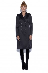 Палто Nissa nsrg9002/Negru Черен