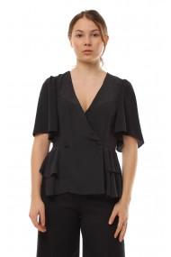 Bluza neagra Contesse