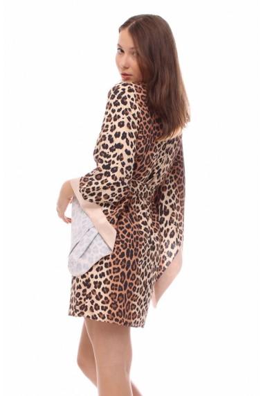 Rochie Novak Couture Sculpture Panthere Animal Plint