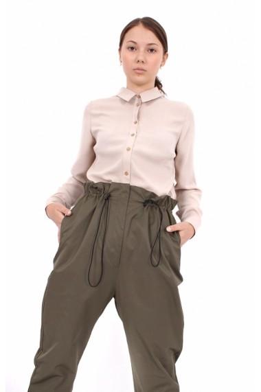 Pantaloni Novak Couture Avant Garde Kaki