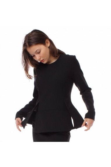 Costum Black Lacroix negru by Novak Couture