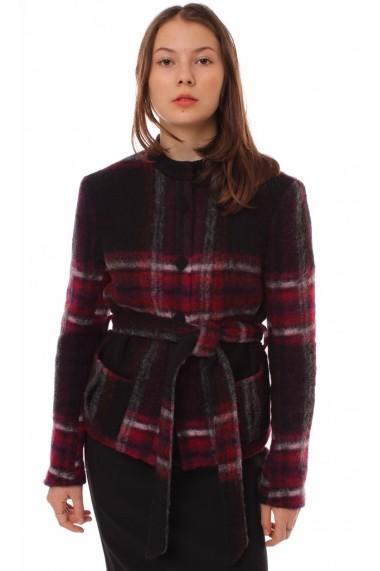 Jacheta Novak Couture Oxford Burgundy