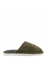 Papuci de casa LARRY Khaki pentru barbati