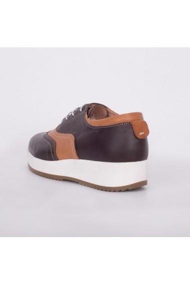 Pantofi dama din piele naturala 1730