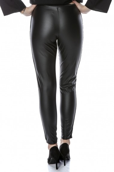 Pantaloni Crisstalus P16-CRISSTALUS negru