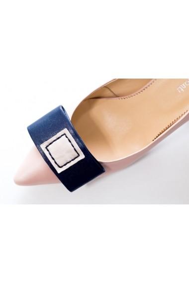 Pantofi cu toc Thea Visconti P-103/19/1088 multicolor