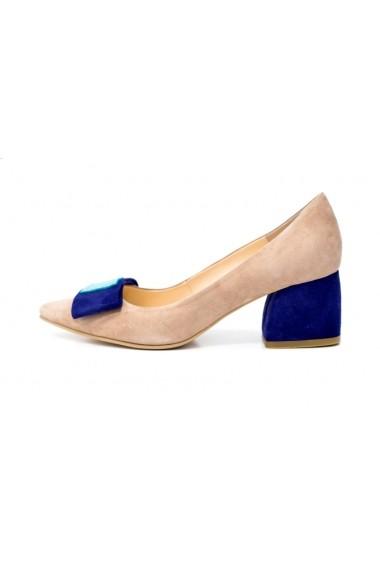 Pantofi cu toc Thea Visconti P-105/19/1088 multicolor