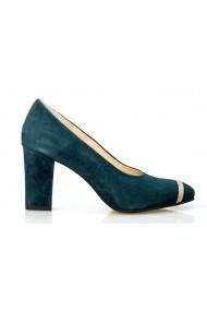 Pantofi eleganti Thea Visconti P 628-17-372 verde