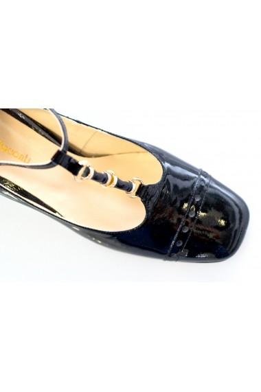 Pantofi Thea Visconti P 639-17-987 negru