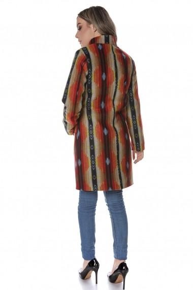 Palton Crisstalus PF44 multicolor