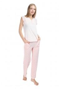 Pijama dama Maranda 1305 Roz