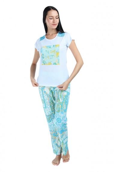 Pijama dama Maranda 1310 multicolor