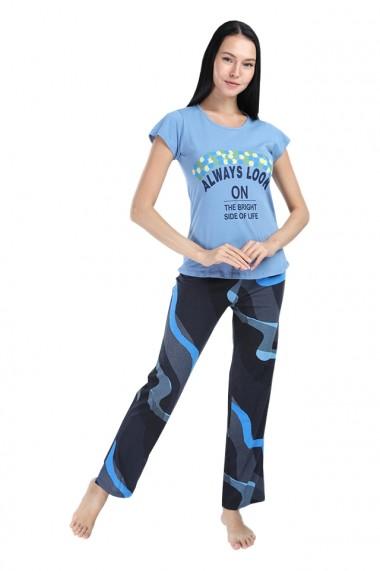 Pijama dama Maranda 1323 multicolor