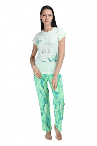 Pijama dama Maranda 1339 multicolor