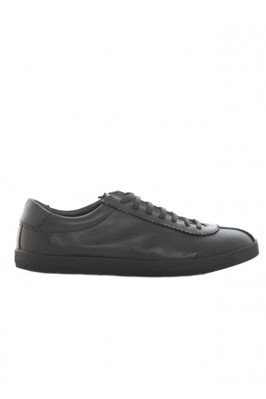 Pantofi sport barbati Faruk Sagin Black Icon piele naturala negru