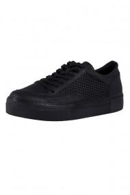 Pantofi barbati Chekich CH015 piele ecologica negru