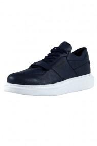 Pantofi barbati Chekich CH073 bleumarin