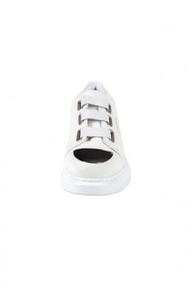 Pantofi barbati Chekich CH251 alb