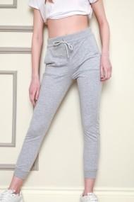 Pantaloni sport ModaRoom 130220000001 gri