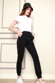 Pantaloni sport ModaRoom 130220000002 negru