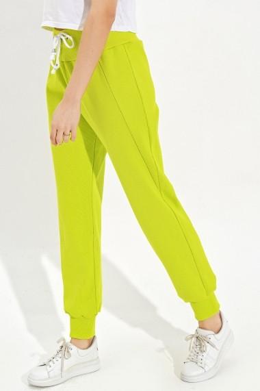 Pantaloni de trening Muni Muni 50279 verde