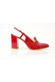 Pantofi PS 151-18-372 Thea Visconti rosu