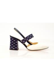 Pantofi PS 167-18-1253 Thea Visconti bleumarin