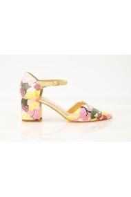 Pantofi PS 181-18-078 Thea Visconti floral