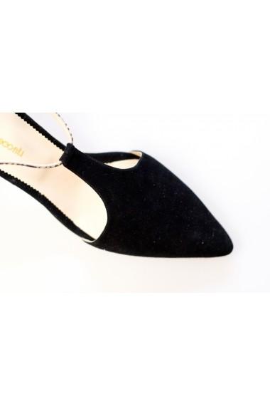 Pantofi PS 183-18-1088 Thea Visconti negru