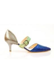 Pantofi PS 201-18-1088 Thea Visconti multicolor