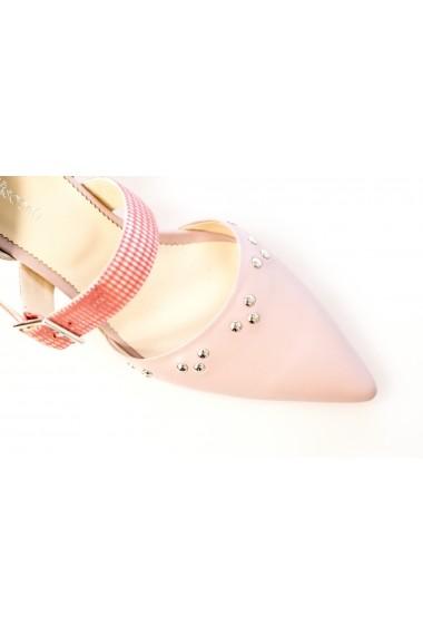 Pantofi PS 202-18-1088 Thea Visconti roz
