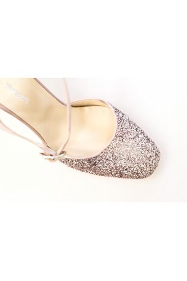 Pantofi PS 207-18-372 Thea Visconti nude