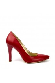 Pantofi dama stiletto  Rosu