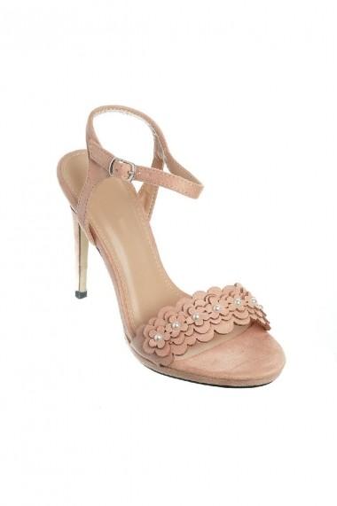 Sandale Rammi RMM-001pink Roz