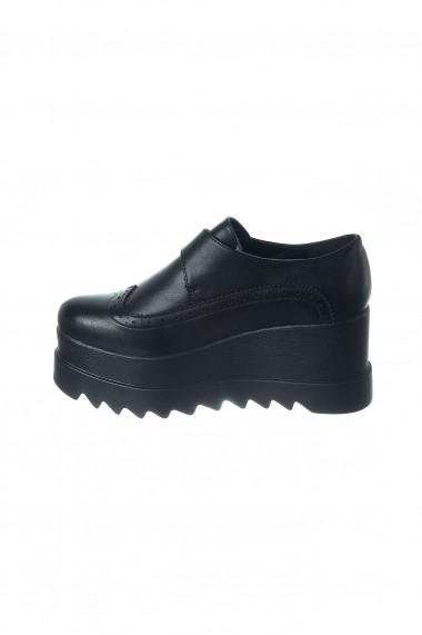 Pantofi Rammi RMM-172 Negru