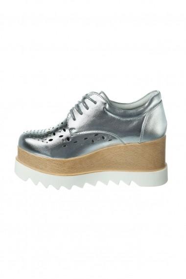 Pantofi Rammi RMM-252argento Argintiu