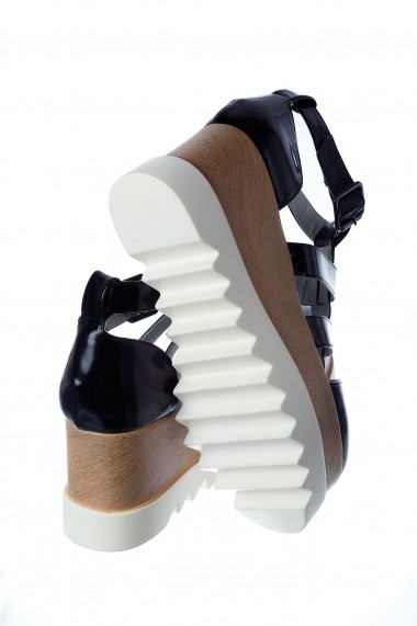sandale Rammi usoare negre