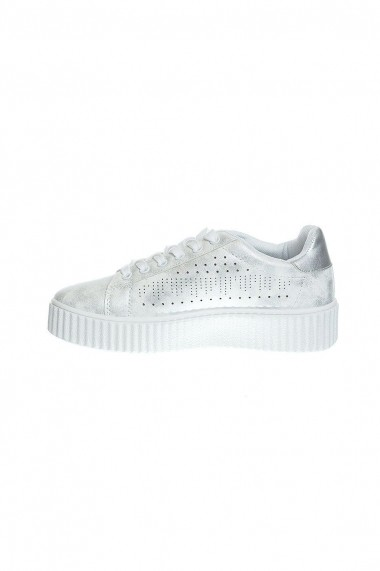 Pantofi Rammi RMM-5069/bianco Argintiu