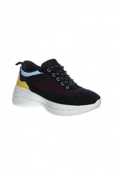 Pantofi Rammi RMM-5072 Negru