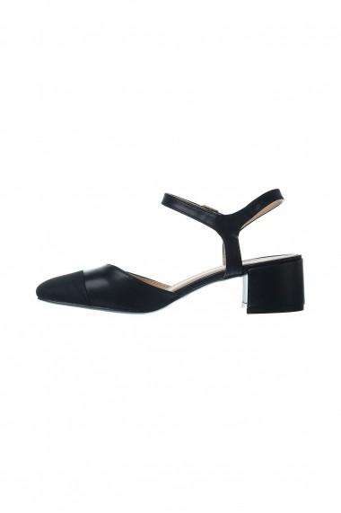 Pantofi Rammi RMM-5095 Negru