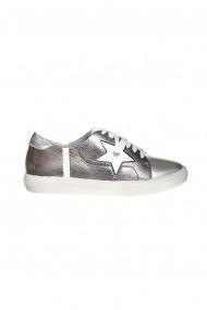 Pantofi Rammi RMM-557gun Argintiu