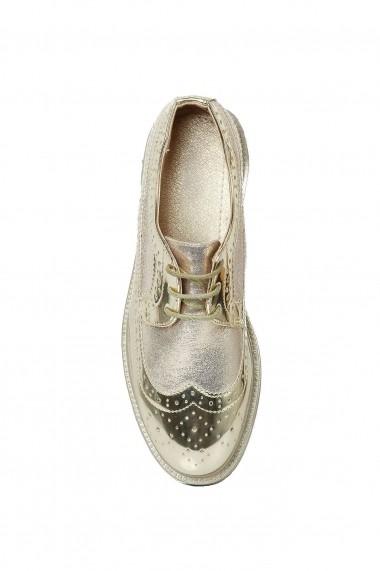 Pantofi Rammi aurii comozi