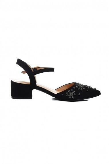 Pantofi Rammi RMM-a3002black negru