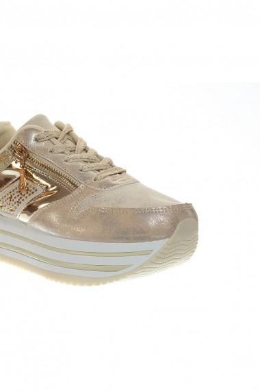 Pantofi Rammi RMM-BEIGE./9226. bej - els