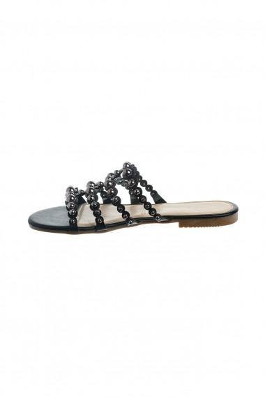 Papuci Rammi RMM-ck161 Negru