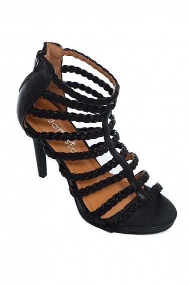 Sandale Rammi RMM-df3377black negru