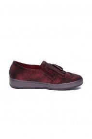 Pantofi Rammi bordo de iarna