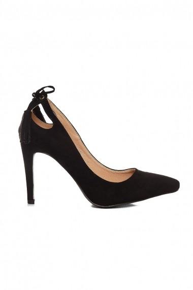 Pantofi Rammi RMM-gh208black negru - els