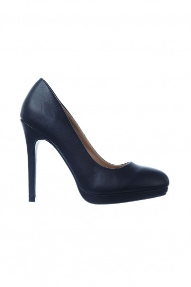 Pantofi Rammi bleumarin din piele ecologica premium